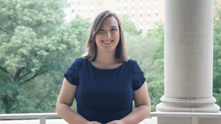 Sarah McBride launched her campaign for Delaware state Senate in a video sent to supporters Tuesday morning. If elected, she would be the first openly transgender woman to serve in the General Assembly. (McBride campaign photo)