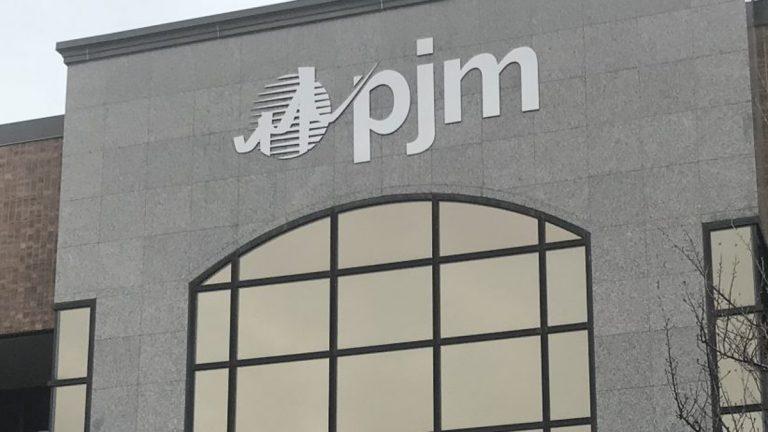 PJM Interconnection headquarters in Audubon, Pennsylvania (Marie Cusick/StateImpact Pennsylvania)