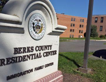 Berks County Residential Center. (Laura Benshoff/WHYY)