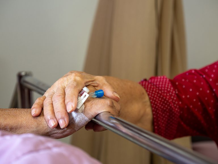 New Jersey's aid-in-dying legislation for terminally ill patients takes effect August 1. (Bigstock)