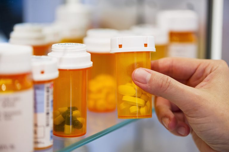 A judge has ordered the release of a massive dataset giving a detailed picture of how opioid pills were distributed and sold from 2006-2012 as opioid addiction soared. (Tetra Images/Getty Images/Tetra images RF)