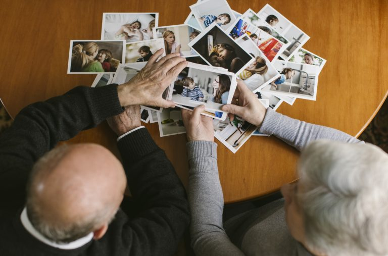 Researchers are hoping to learn how to effectively convey information about people's risk for developing Alzheimer's disease, a dementia still without a cure. (Thanasis Zovoilis/Getty Images)