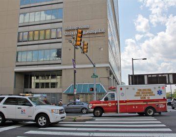 Hahnemann University Hospital. (Emma Lee/WHYY)