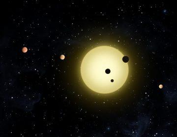 Exoplanets around Kepler 11