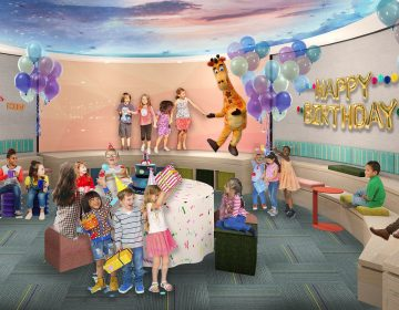 The retailer is rebranding itself with smaller stores and a focus on events and activities. (Toys