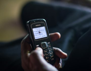 With a mobile phone, Kenyans can send and receive money via a service called M-PESA. Now Facebook is entering the digital currency realm. The social media giant has helped develop a digital currency called Libra that plans to launch in 2020. (Nichole Sobecki for NPR)