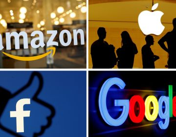 U.S. lawmakers will question lobbyists and officials from Facebook, Google, Amazon and Apple on an array of issues. (Reuters)