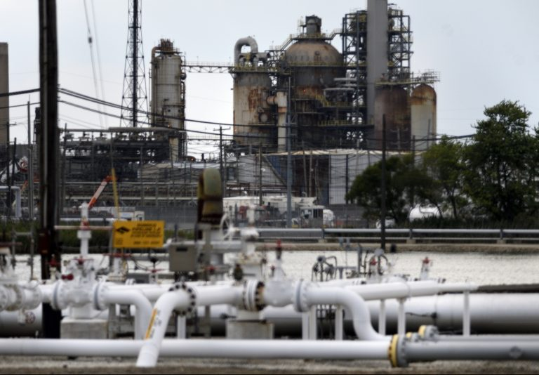 How Philly's PES refinery will eliminate deadly HF gas - WHYY