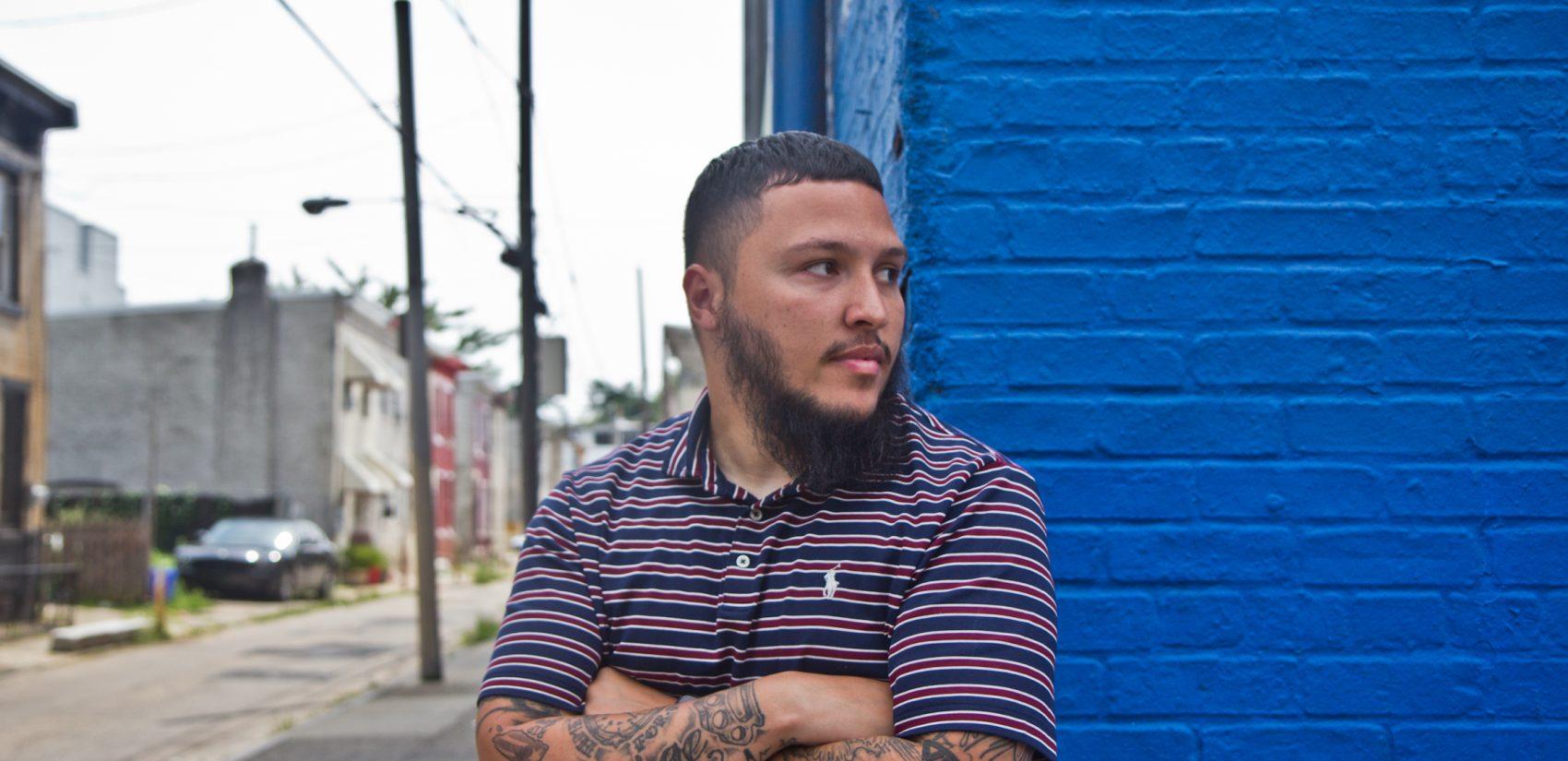 Ryan Rivera, former El Centro student. (Kimberly Paynter/Keystone Crossroads)