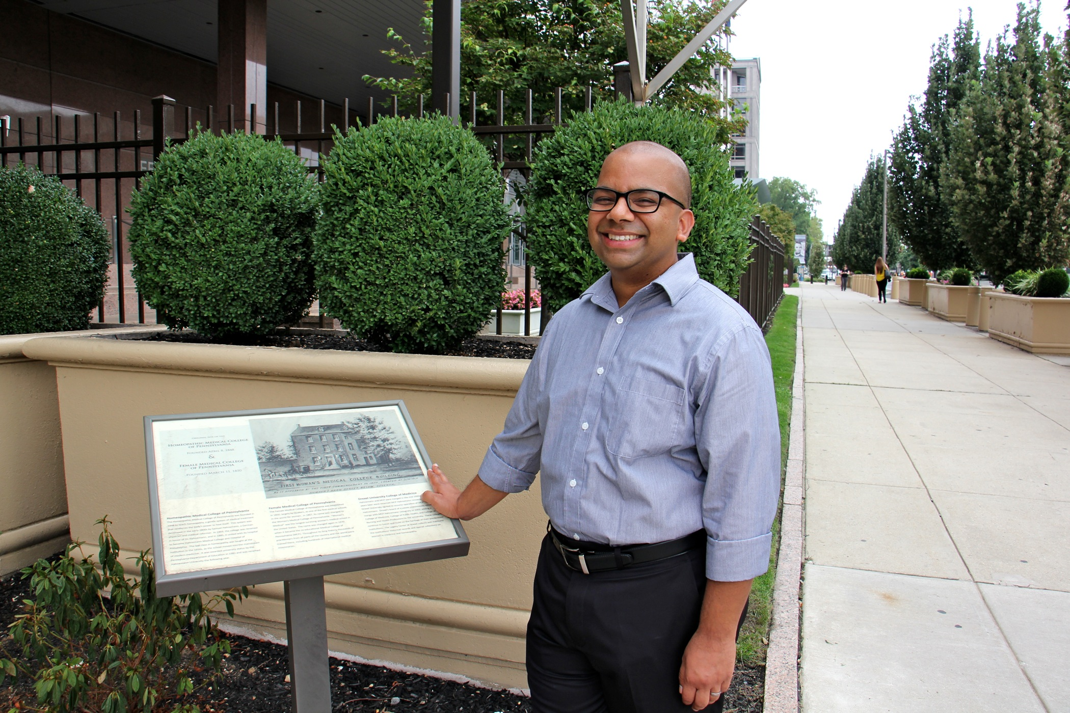 Coming soon: Audio walking tour of Philly's South Asian history, set to new music