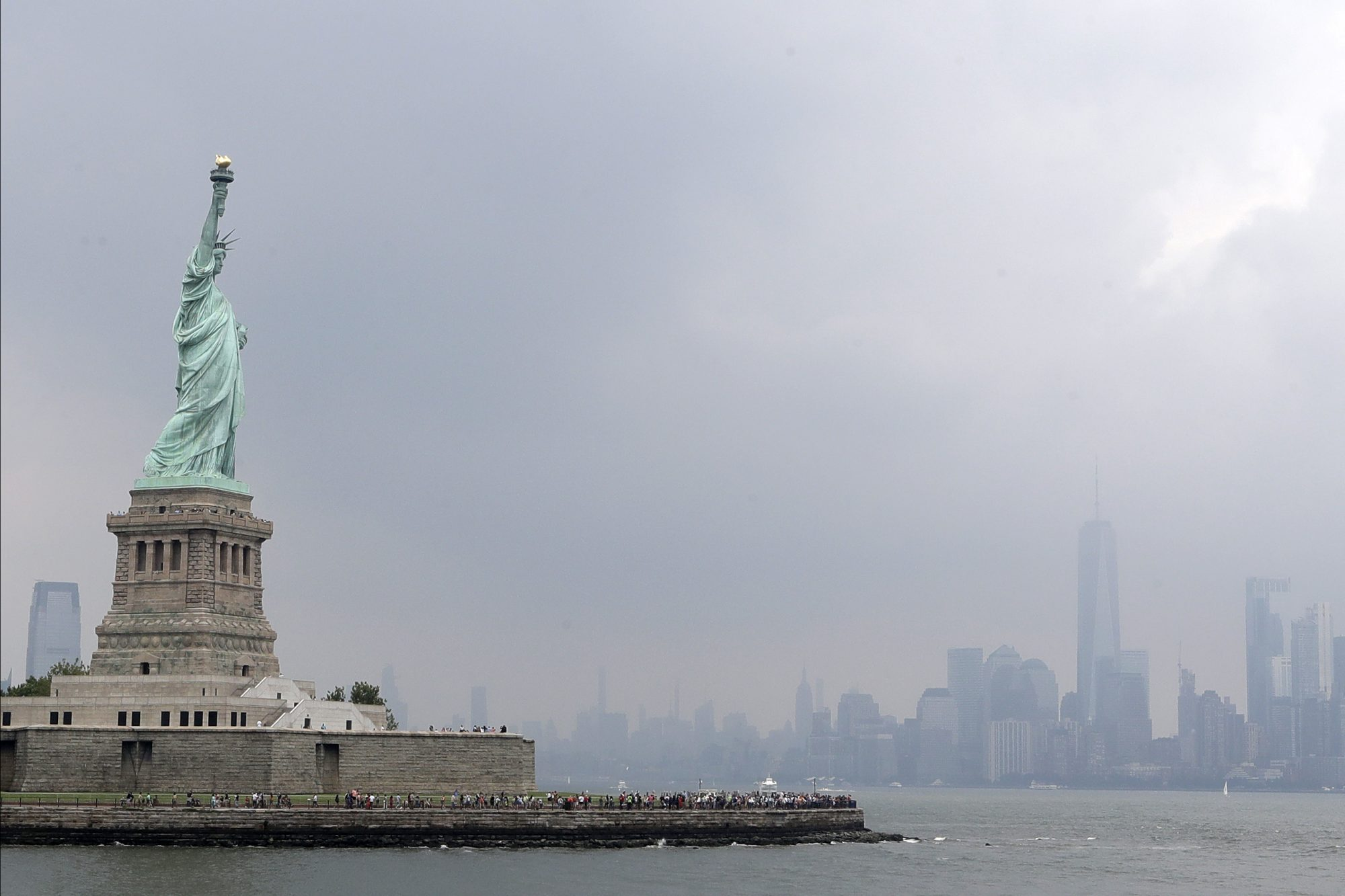 Do you know the whole Statue of Liberty poem? Listen to what Emma Lazarus wrote