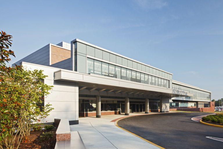 Bay Health Hospital, Kent Campus (Provided)