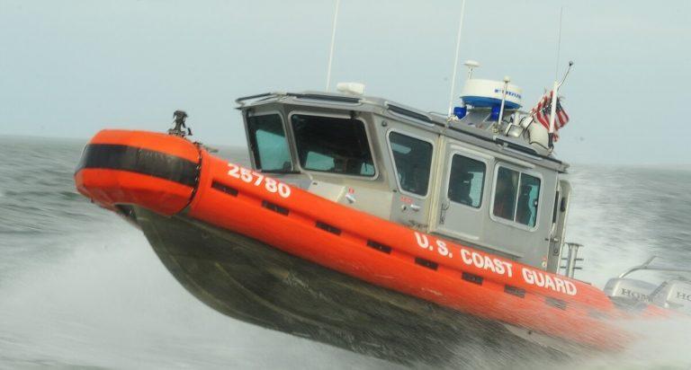 U.S. Coast Guard image