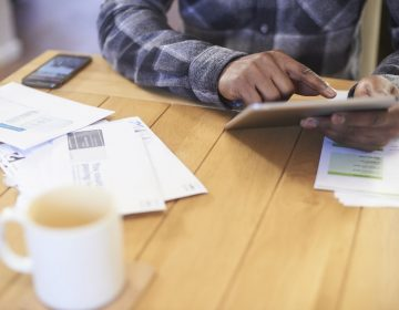 Utility fees can pile up - but there are steps you can take to pay off your bills, write staff members at Community Legal Services. (Martin Prescott/Getty Images/iStockphoto)