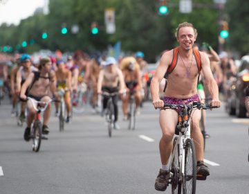 Philly Naked Bike Ride 2019
