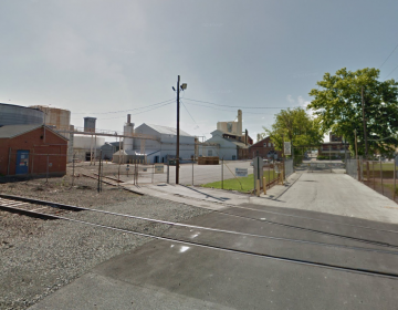 PQ Corporation, a chemical plant in Chester, Pa. was ordered to pay a $750,000 penalty for nearly six years' worth of air quality violations (GoogleMaps)