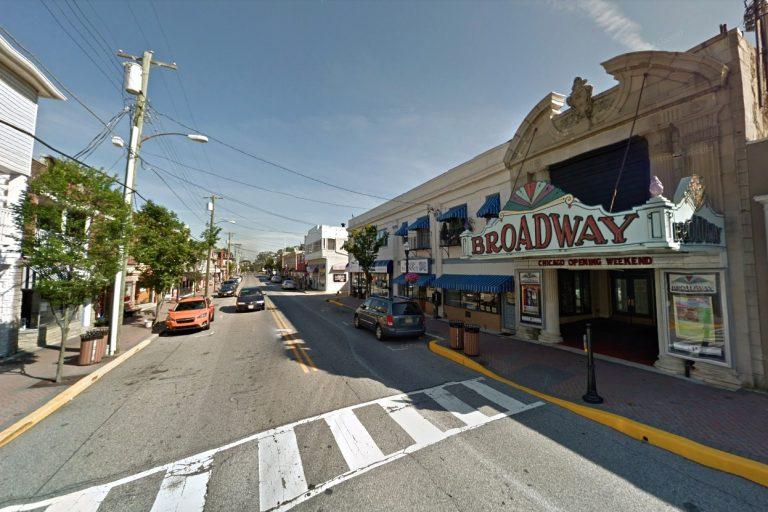 Broadway Theatre in Pitman, N.J. (Google Maps)