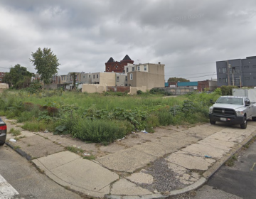 A Google Streetview image of 2601 Poplar St. (Google/WHYY)
