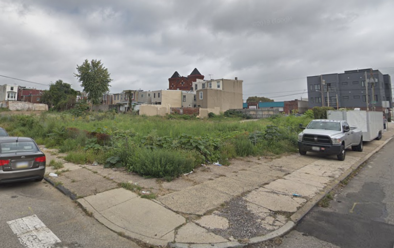A Google Streetview image of 2601 Poplar St. (Google/WHYY)