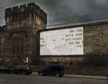 "Artist's rendering of Hidden Lives Illuminated using still image from ""Last Day of Freedom,"" directed by Dee Hibbert -Jones and Nomi Talisman. Photo courtesy of Living Condition, LLC."