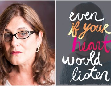Elise Schiller, author of Even if your Heart Would Listen (Photo courtesy of author)