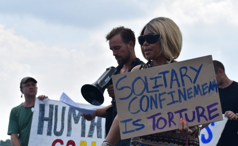 Human Rights Coalition: End 'long-term' solitary confinement - WHYY