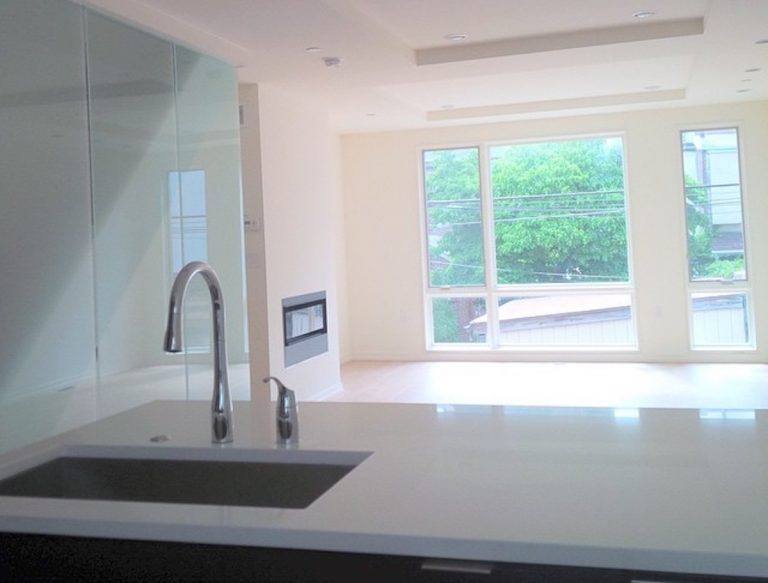 A sink in new housing built by Callahan Ward, a Philadelphia developer and BIA member. ( Callahan Ward/Facebook)
