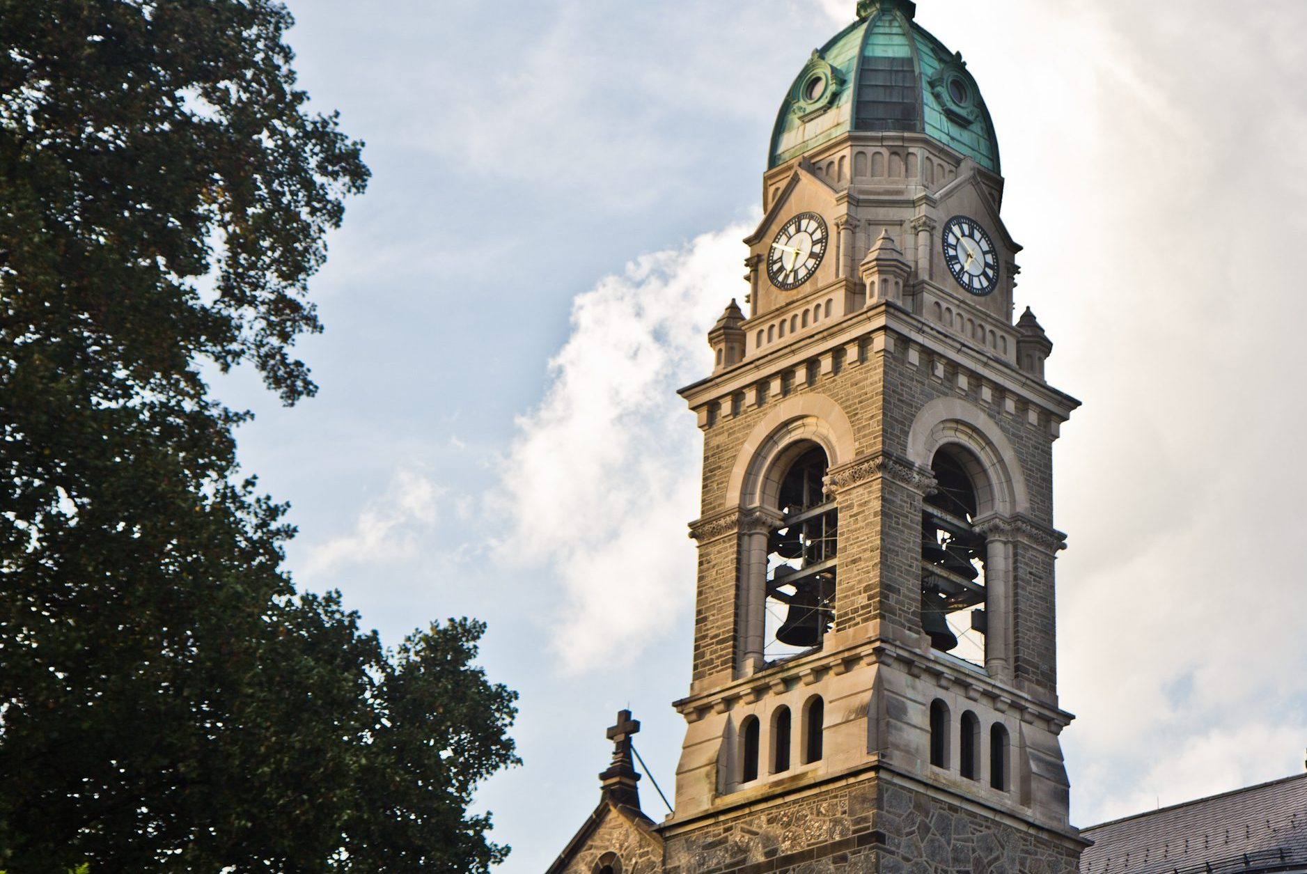 Efforts to 'unhide' Philly's historic church bell carillons - WHYY