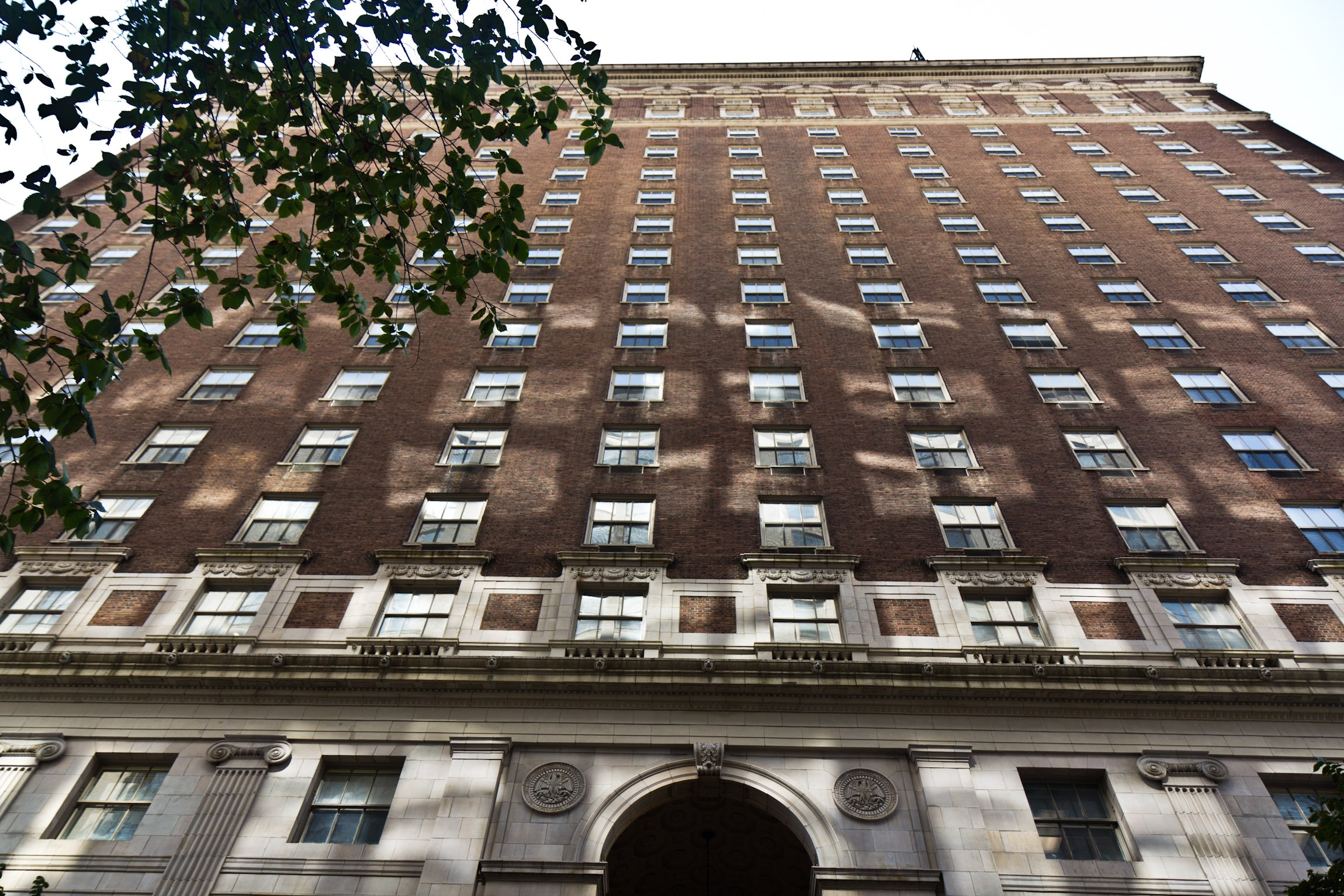 The Benjamin Franklin Hotel, located at 834 Chestnut St, opened in 1925. (Kimberly Paynter/WHYY)