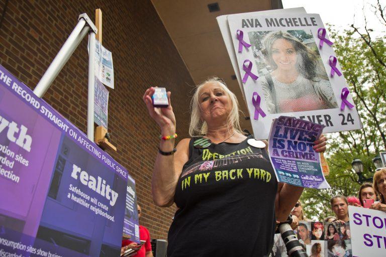 Deborah Howland lost her daughter to opioids in May of 2018