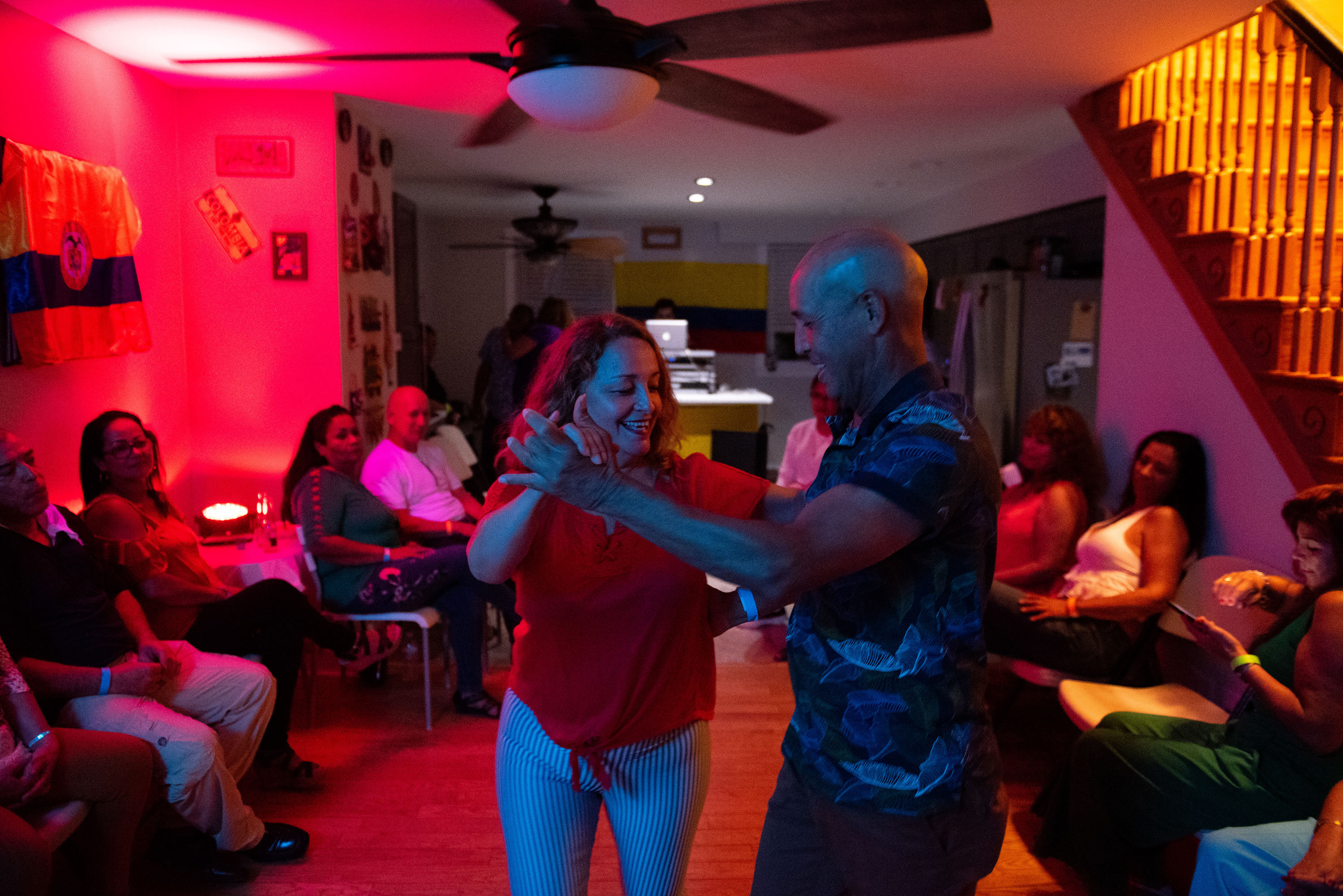 Meet the woman trying to keep Colombian senior discos in Philly — out of her own rowhouse
