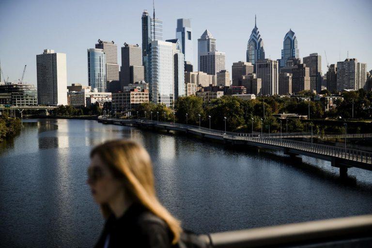Philadelphia skyline (Matt Rourke/AP Photo)
