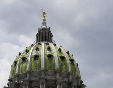 Shown is the Pennsylvania Capitol building in Harrisburg, Pa., Monday, July 10, 2017. (Matt Rourke/ AP Photo)