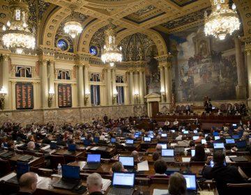 The state House chamber.  (Matt Rourke/AP Photo)
