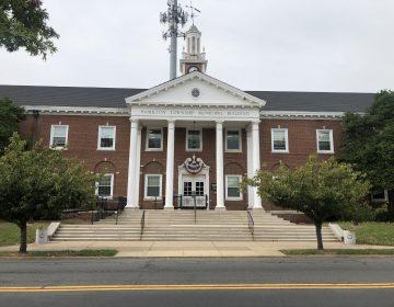 Municipal Building in Hamilton Township, Mercer County, N.J. (P. Kenneth Burns/WHYY)