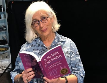 Poet Janet Ruth Falon, author of
