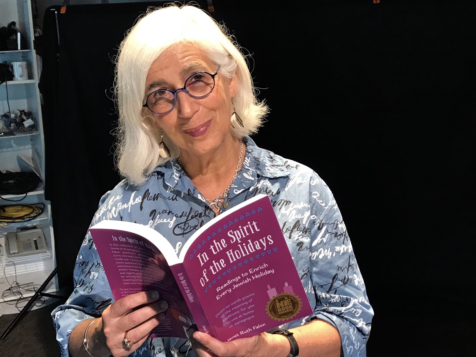 Local poet writes about turning to faith, finding meaning during Jewish holidays