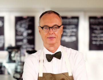 Christopher Kimball, host/creator of