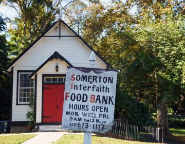 Somerton Interfaith Food Bank at St. Andrew's In-The-Field Episcopal Church
