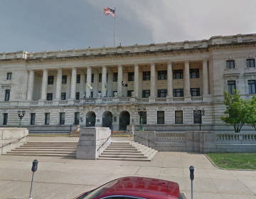 Trenton City Hall (Google Maps)