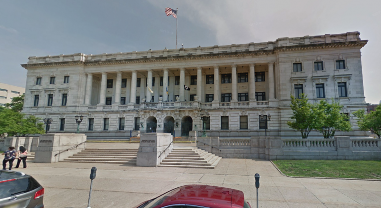 Trenton City Hall (Google Maps)