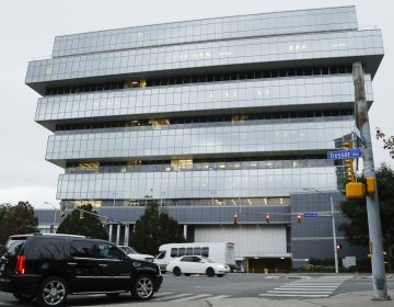 Purdue Pharma headquarters in Stamford, Conn. (Frank Franklin II/AP)