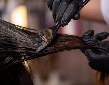 Because beauty products are not heavily regulated in the U.S., there is some concern about the unknown health risks of hair dyes. (Image courtesy of Gerain0812/Bigstock.com)