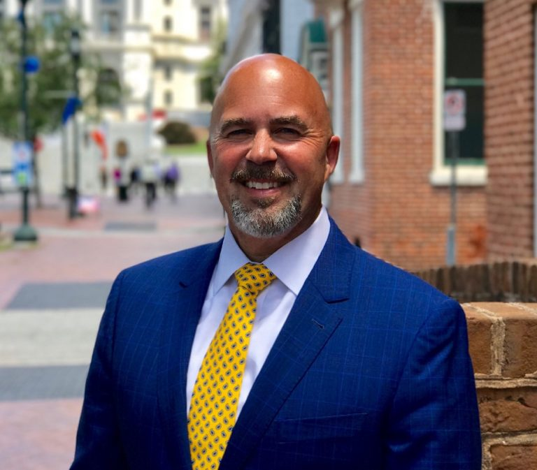 Matt Brouillette, a conservative activist and well-known Harrisburg figure, is running for state Senate. (Courtesy of Matt Brouillette)