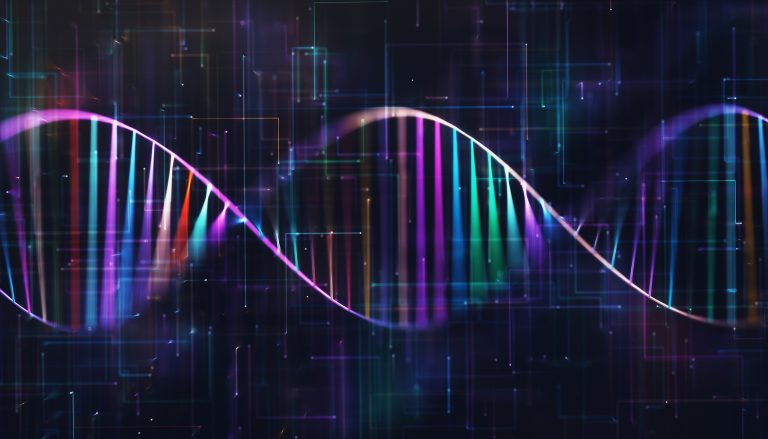 UK Biobank has granted 10,000 qualified scientists access to its large database of genetic sequences and other medical data, but other organizations with databases have been far more restrictive in giving access. (KTSDESIGN/Getty Images/Science Photo Library)