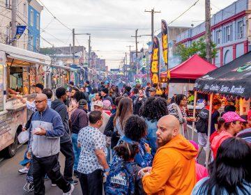 Night Market at El Centro de Oro in North Philly (J. Fusco/Visit Philadelphia)