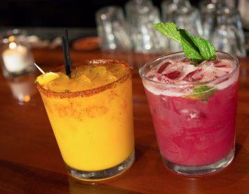 Pistolas restaurants are known for their margaritas (Danya Henninger/Billy Penn)