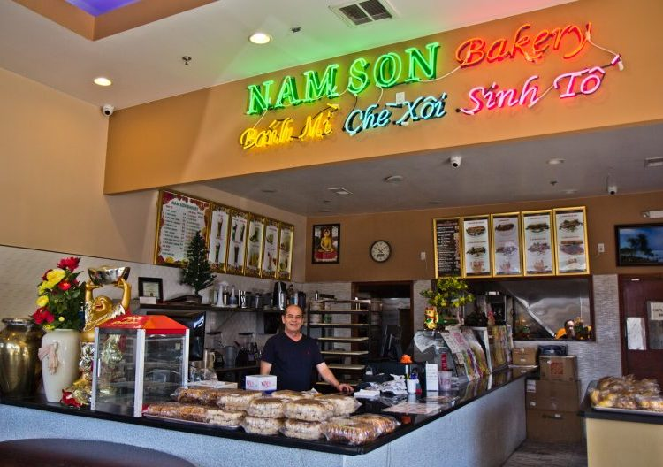 Nam Son Bakery closed this month.()