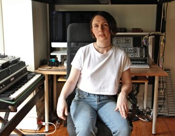 Composer Nina Keith created and recorded her album,