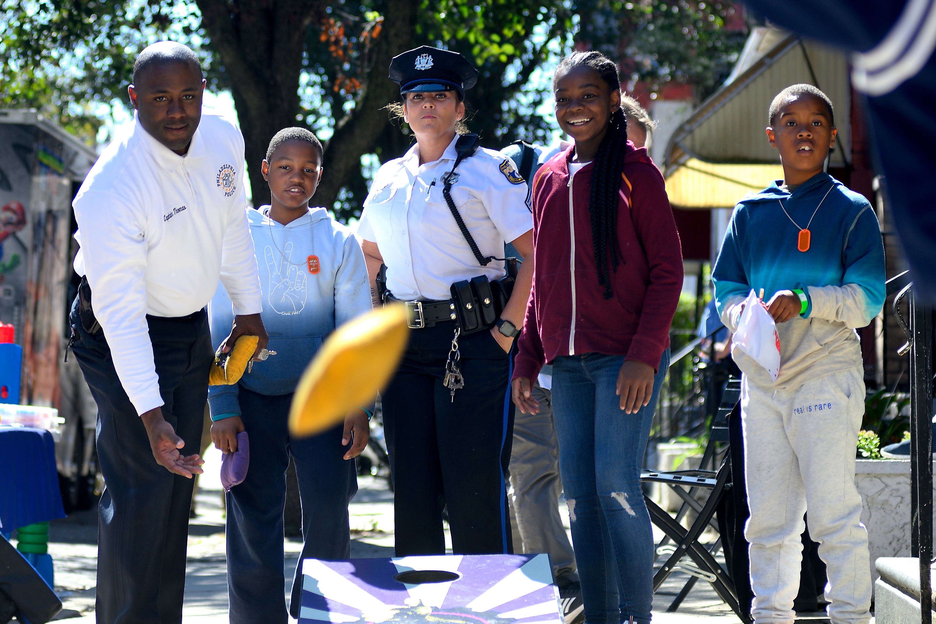 Nicetown-Tioga Neighbors Heal After Police Shootout